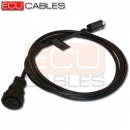 Byteshooter Truck DAF Truck MS6.2  ECU Cable