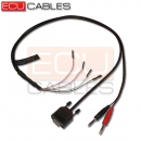 Byteshooter Truck Universal ECU Cable for Iveco Cursor / Stralis, MAN FE / ME, New Holland etc.