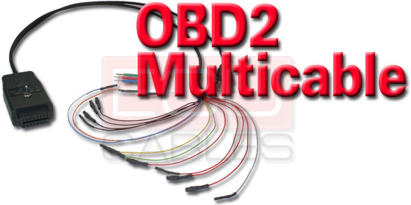 OBD2 Multicable